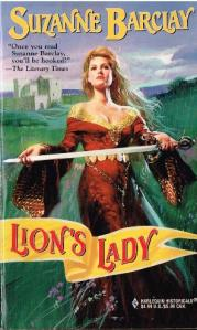 Lion's Lady cover