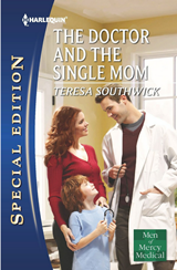 Doctor and the Single Mom cover