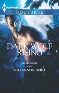 Dark Wolf Rising - cover