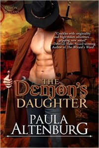 Demon's Daughter Cover