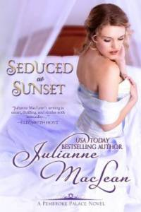 Seduced at Sunset cover