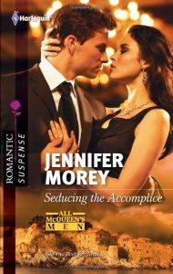 Seducing the Accomplice cover