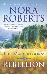 Cover - Nora Roberts - Rebellion