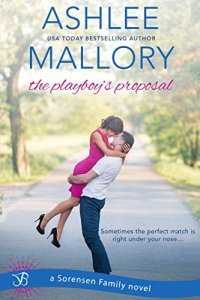 Cover - Playboy's Proposal