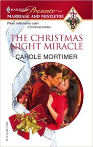 Cover - the Christmas Night Miracle
