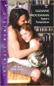 cover image - Taylor's Temptation