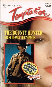 Bounty Hunter - Thompson - Cover