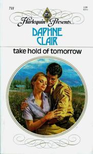 Cover - Take Hold of Tomorrow