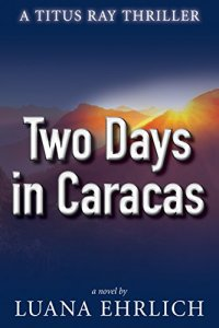 Two Days in Caracas book cover