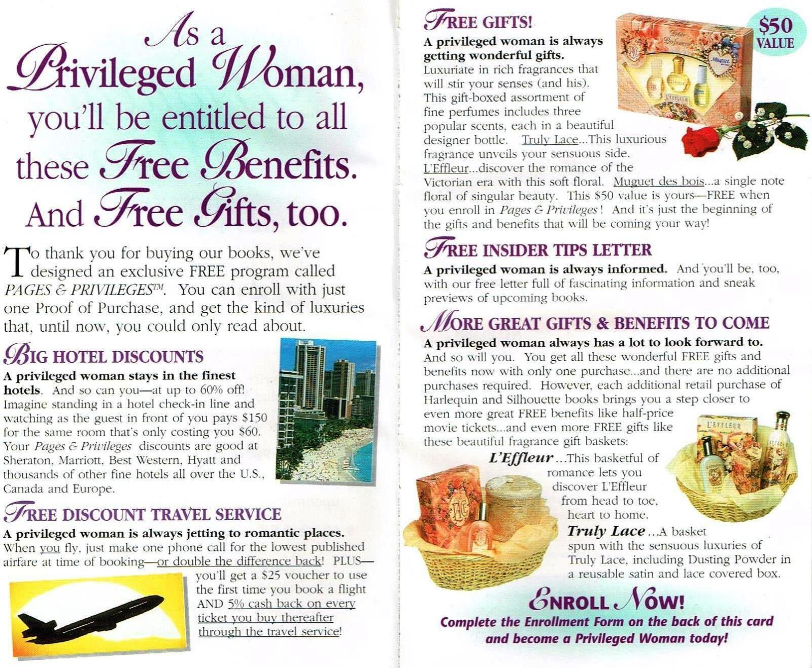 Privileged Woman Insert 2-3