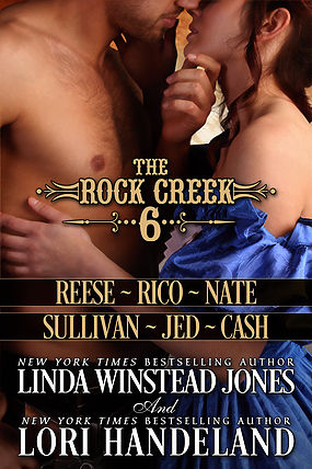 Rock Creek Six box set cover image